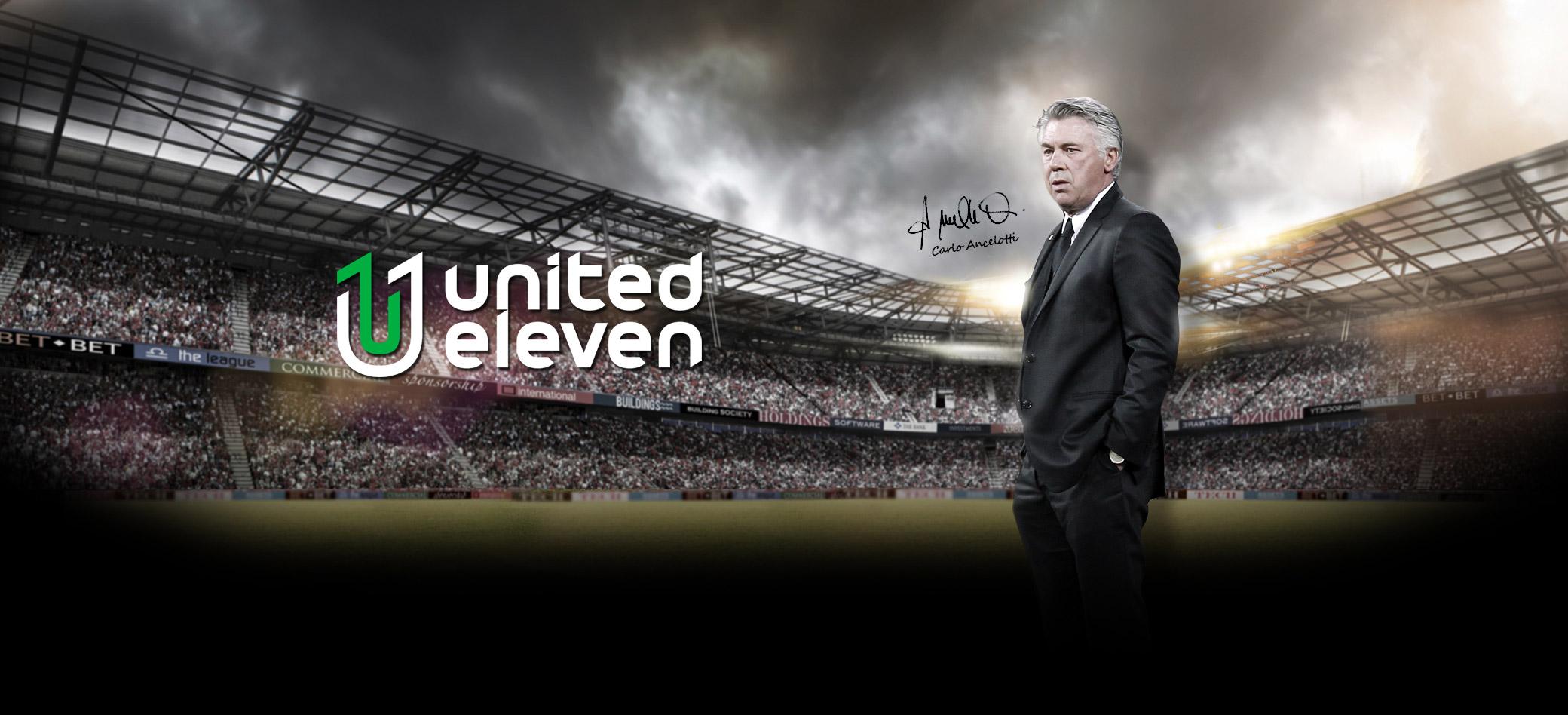 United-Eleven_Carlo-Ancelotti